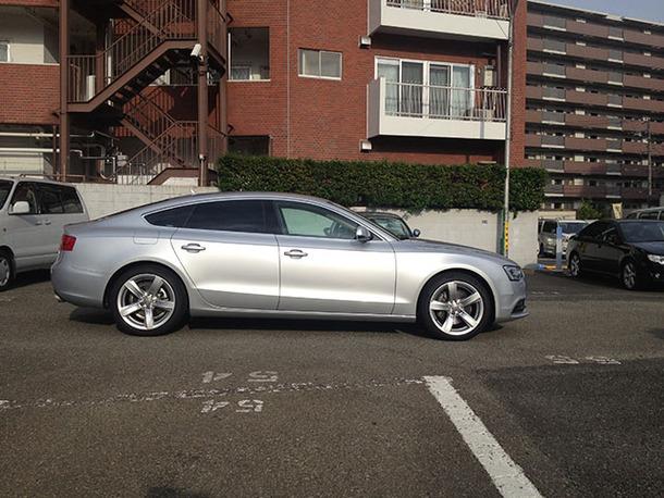 アウディ : アウディ a5 スポーツバック : orientalauto.jp